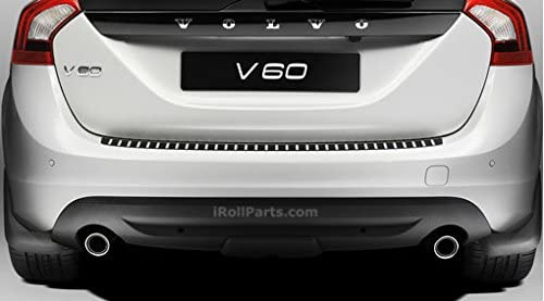 Volvo Original V60 Ladekantenschutz Bis Modelljahr 2017 Auto