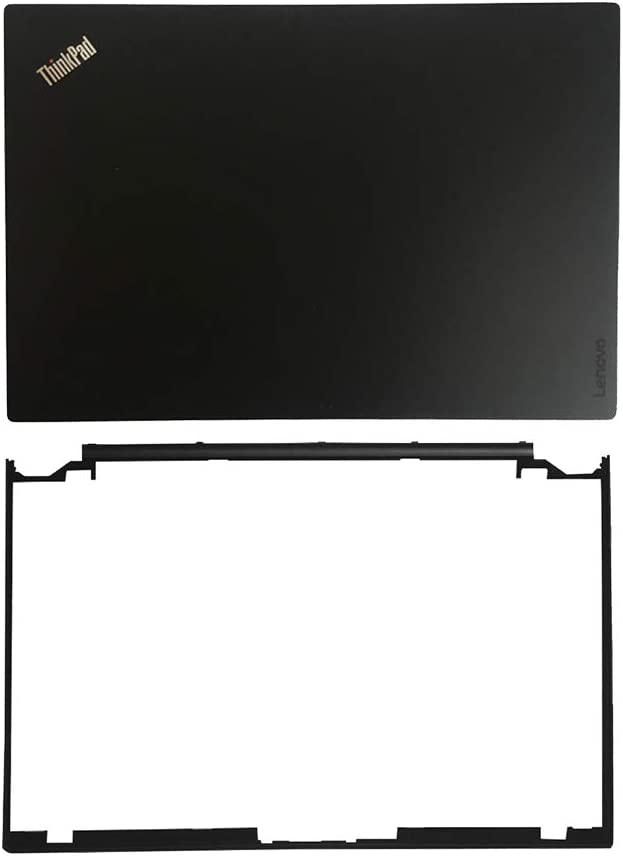 New Laptop Replacement Parts Fit Lenovo ThinkPad T460S T470S (LCD Top Cover Case+Front Bezel Cover Case)