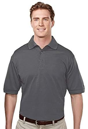 Tri-Mountain 4.7 oz 100% Microfiber Polyester UltraCool Golf Shirt