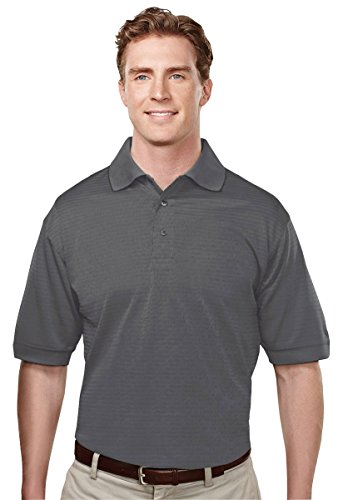 Tri-Mountain 4.7 oz 100% Microfiber Polyester UltraCool Golf Shirt