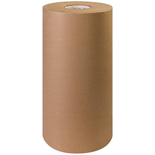 - Aviditi KP1840 Fiber 40# Paper Roll, 900' Length x 18