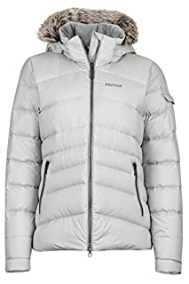Marmot Women's Ithaca Down Puffer Jacket, Fill Power 700, Glacier Grey ,X-Large (B075L6679V) | Amazon price tracker / tracking, Amazon price history charts, Amazon price watches, Amazon price drop alerts