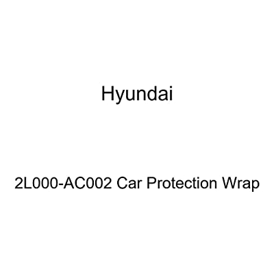 HYUNDAI Genuine 2L000-AC002 Car Protection Wrap: Automotive