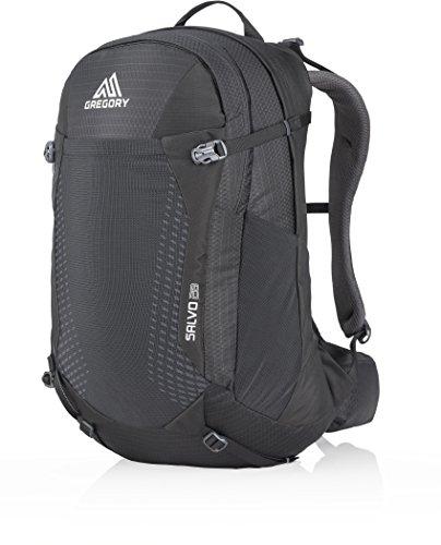 Gregory Salvo 28 Backpack true black 2018 Rucksack 4BHiY