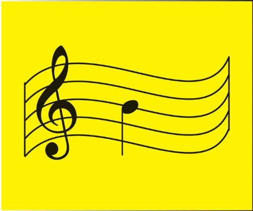 Flashcards - Music Flashcards on the Go - Treble Clef Notes (General Music, Not Applicable)