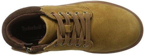 TIMBERLAND Baby Bootie Schuhe A1IEQ Braun (Rubber)