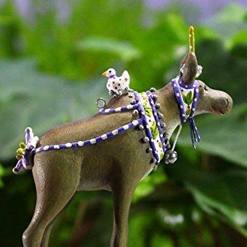 Patience Brewster Krinkles Halloween (Patience Brewster Mini Maude Moose Christmas Figural Ornament)