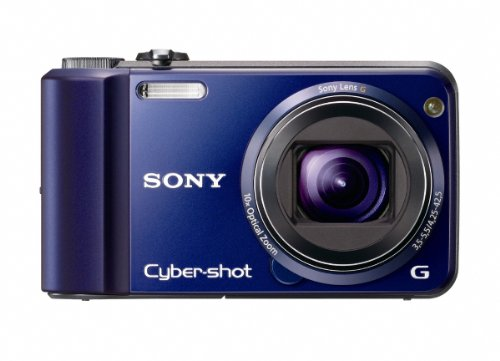 Sony Cyber-Shot DSC-H70 16.1 MP Digital Still Camera with 10