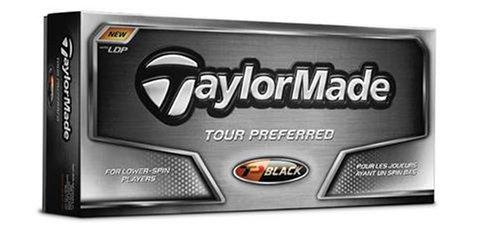 TaylorMade TP Black '08 Golf Balls, Outdoor Stuffs