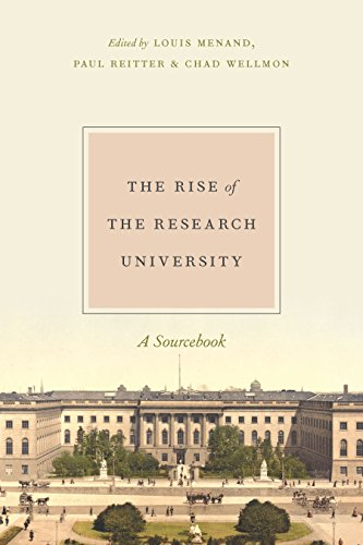 Download PDF The Rise of the Research University - A Sourcebook