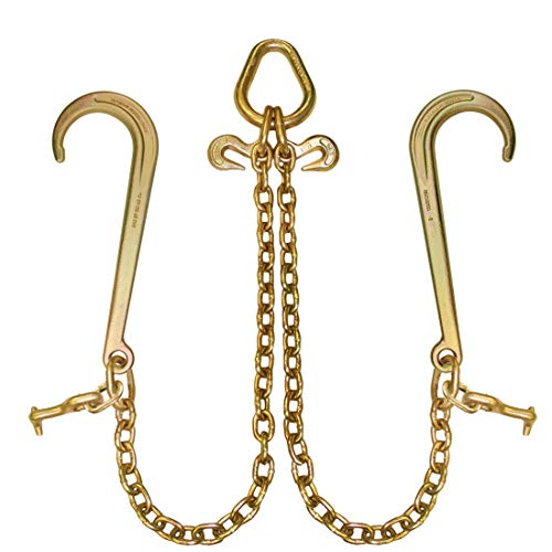 Johnstown Grade 70 Towing Chain Bridle with 15