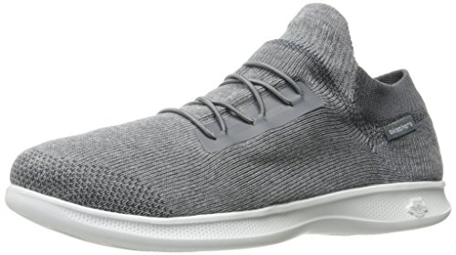 effortless Donna Allenatori Grigio Lite Step Go grey Skechers txzaZw