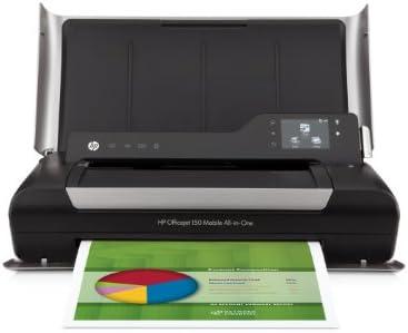 HP Impresora portátil HP Officejet 150 multifunción - Impresora ...