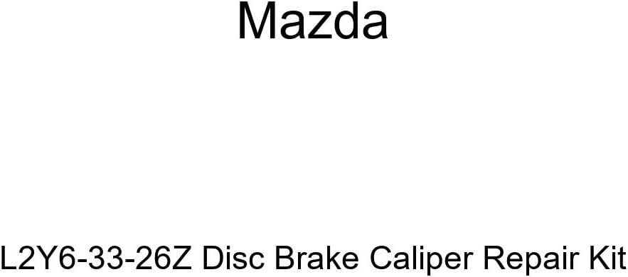Brake System Mazda L2Y6-33-26Z Disc Brake Caliper Repair Kit Brake ...