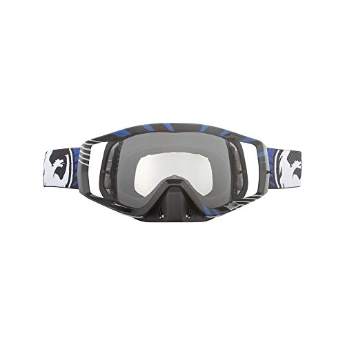 Price comparison product image Dragon Alliance Unisex-Adult's Vendetta Goggle (Blue / Clear Aft Lens,  One Size)