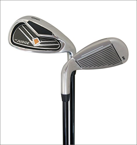 Founders Club The Judge Mens Complete Golf Club Package Set for Men with Graphite and Steel and Stand Bag For Right Hand by Founders Club (Image #4)