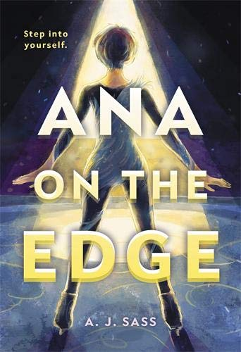 Book Cover: Ana on the Edge