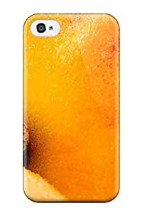 MaritzaKentDiaz Case Cover For Iphone 4/4s - Retailer Packaging Peach Protective Case