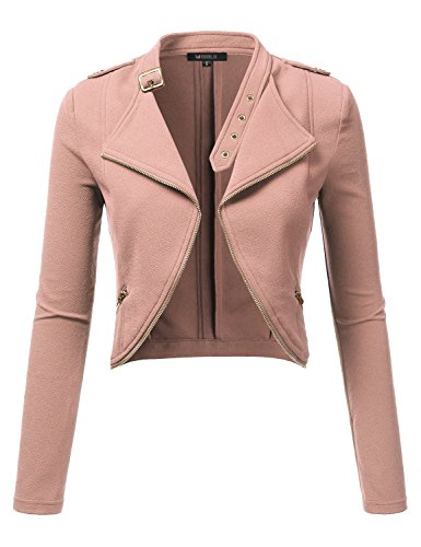 Rose Pink Jacket - 5