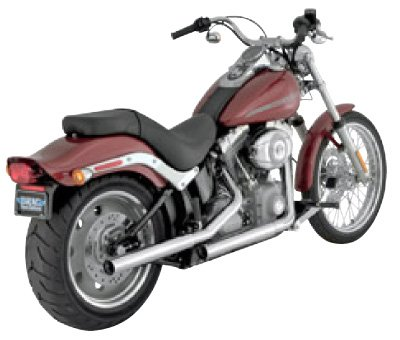 Vance & Hines Straightshots Slip-Ons 16823 (Screamin Eagle Exhaust For 2014 Street Glide)
