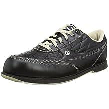 Dexter Turbo II Bowling Shoes, Black/Khaki