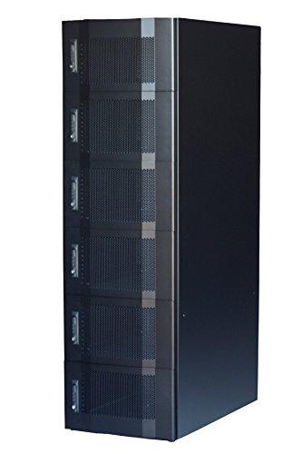 DSI 1642 G2 42U Six Compartment Colocation Server Rack Enclosure