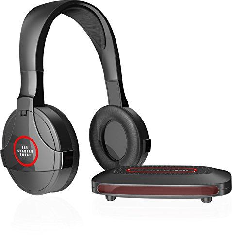 sharper-image-shp921-universal-wireless-headphones-for-tv-black