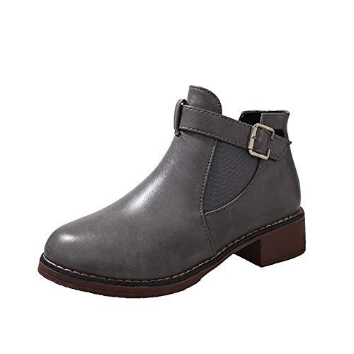 Chaussures Martin Bottes Femmes S 39 Velcro Deed Heel Eu Femmes' vIIRdx1
