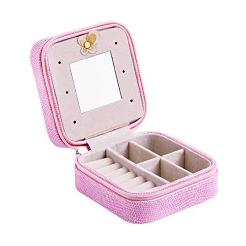 Storage Boxes Bins - Jewelry Storage Boxes Casket Box Case Cosmetics Beauty Organizer Container Birthday Gift - Boxes Organizers Storage Bins Storage Boxes Bins Pouch Bubm Travel Casket Jewelry