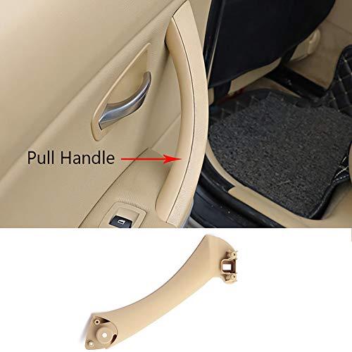Series Left Side Panel - Door Handle Pull Strap For BMW 3 Series E90 E91, TTCR-II Beige Left Front/Rear Interior Door Panel Handle Passenger Side Door Handle Inner Bracket (Fits: 320 323 325 328 330 335 2005-2011)
