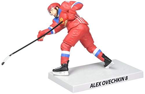"Alexander Ovechkin Team Russia 2016 World Cup Of Hockey 6"" Action Figure Imports Dragon"