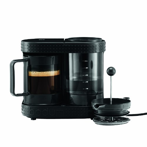 Best price for Bodum Bistro Electric French Press Coffee Maker 4 Cup (17 fl.oz.)