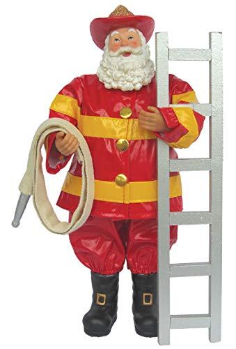 Fireman Santa - Santa's Workshop 12