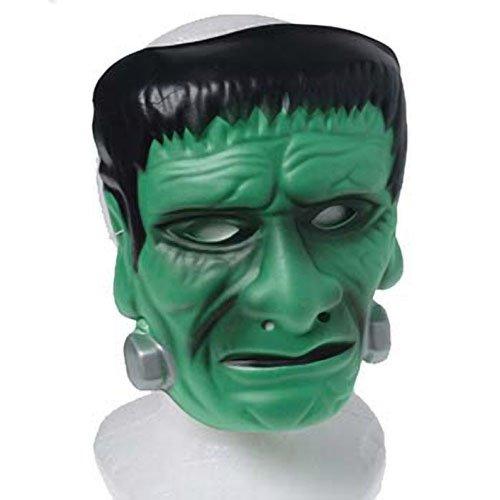 U.S. Toy One Child Size Frankenstein Monster Halloween Foam Mask -
