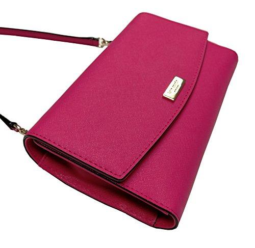 Radish Crossbody Way Bag Winni Kate Laurel Pink Wallet Spade S0HyqR