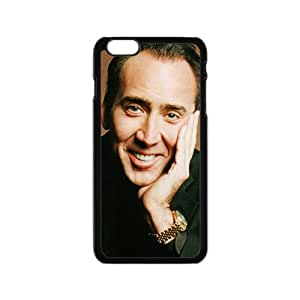 Nicolas Cage Black iPhone plus 6 case