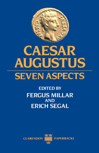 Caesar Augustus: Seven Aspects (Clarendon Paperbacks)