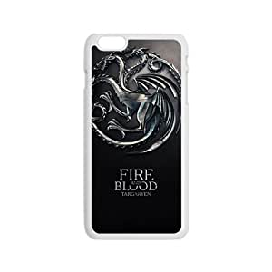 Hope-Store Fire Blood Hot Seller Stylish Hard Case For Iphone 6