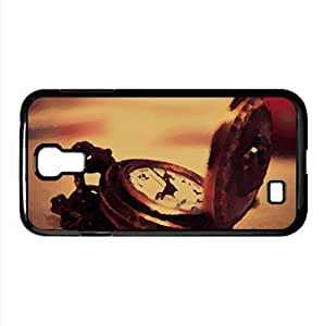 Old Pocket Watch Watercolor style Cover Samsung Galaxy S4 I9500 Case