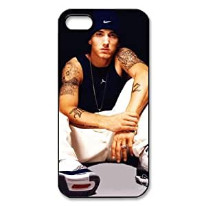 Eminem Custom Printed Design Durable Case Cover for Iphone 5 5S