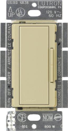 (Lutron MA-R-IV Maestro Companion Dimmer, Ivory)
