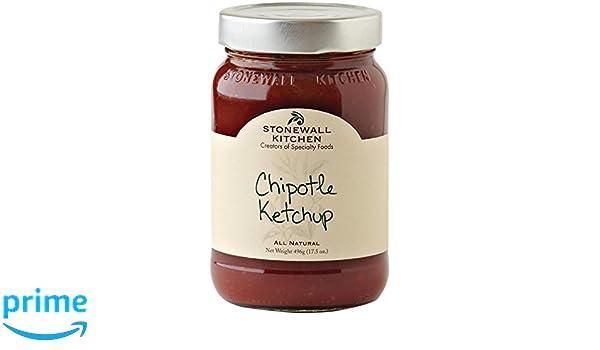 Stonewall Kitchen Salsa de tomate, Chipotle, 17.5 onzas Multi: Amazon.es: Alimentación y bebidas