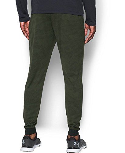 Under Armour Men's Sportstyle Joggers, Downtown Green /Silver, XXX-Large by Under Armour (Image #1)