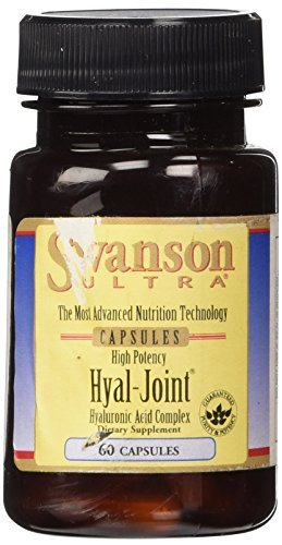 Complex Joint Ultra (Swanson Ultra Hyal-Joint Hyaluronic Acid Complex, 83mg, 60 Capsules by Swanson)