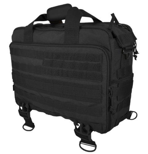 Hazard 4 MOD Laptop Messenger/Briefcase/Go-Bag with Molle, Black by HAZARD 4 (Image #2)