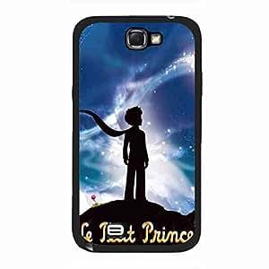 The Little Prince Phone Funda Cover For Samsung Galaxy Note2 Cartoon Phone Funda BMW028