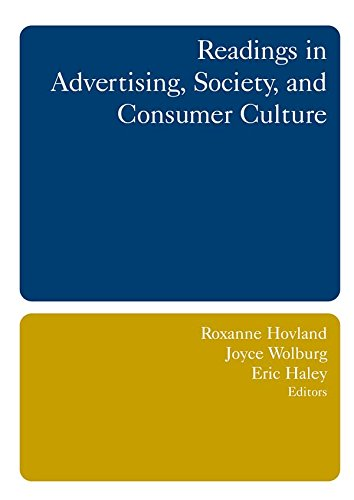 Readings in Advertising, Society, and Consumer Culture Pdf