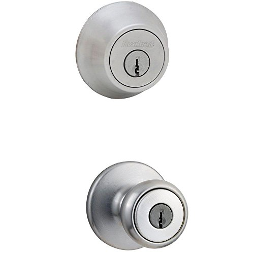 kwikset double keyed door knob - 2