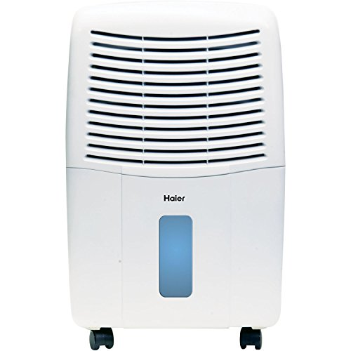 Haier Energy Star 50 Pt Dehumidifier with Smart Dry (Certified Refurbished)