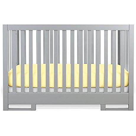 Karla DuBois Baby Copenhagen Convertible Crib In Moon Grey